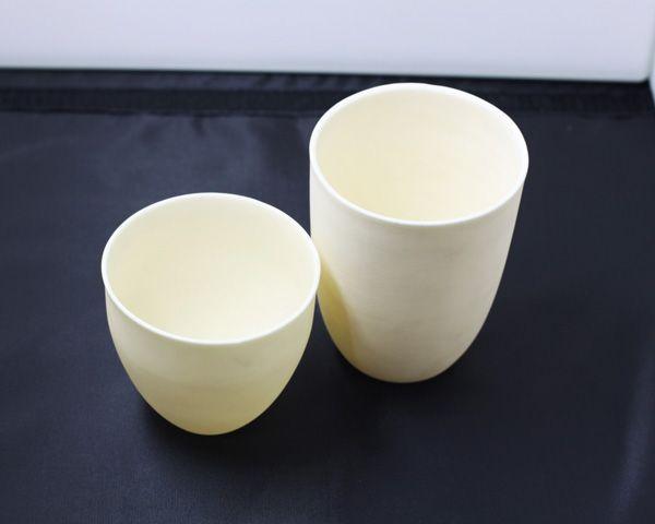 Somsit Co Ltd Alumina Crucible 2000 Celsius